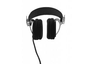 WeSC wesc-bass-black-koptelefoon