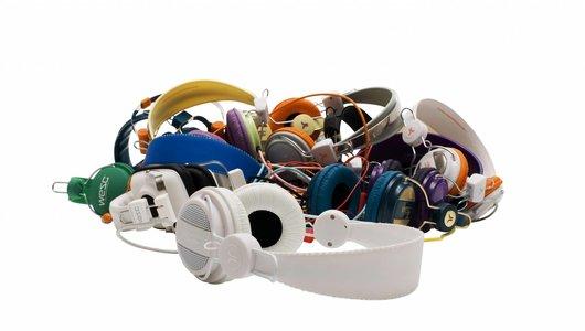 WeSC Hoofdtelefoons