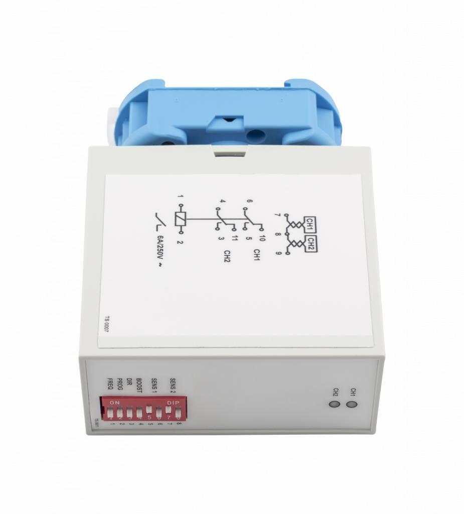 Schleifendetektor / Schleifenauswertung