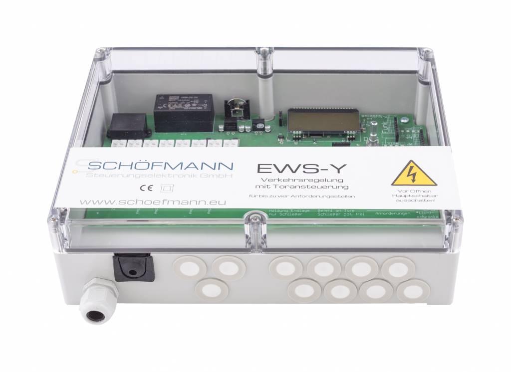 EWS-Y - Verkehrsregelung