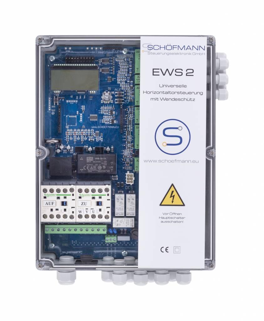 EWS 2 - Schiebetorsteuerung
