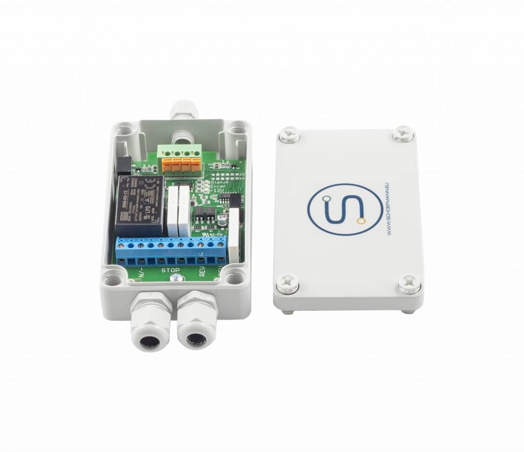 EWS OSE - Schaltgerät zur Auswertung von Lichtgittern - Januar 2020