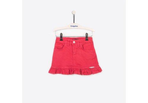 Conguitos rok rood