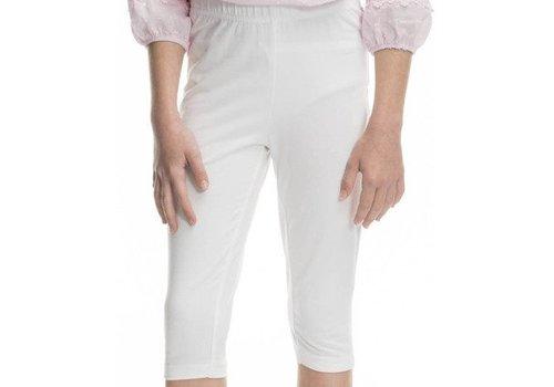 Rosalita Señoritas capri legging wit