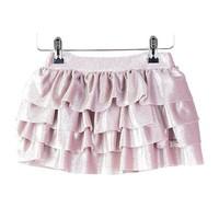 rok roze fluweel