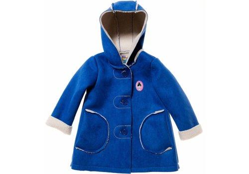 d2d7c656ffd902 Rosalita Señoritas jas blauw met borg