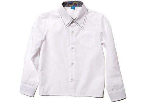 Rosalita Señoritas blouse wit lange mouw