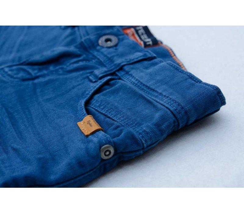 jongens korte broek blauw
