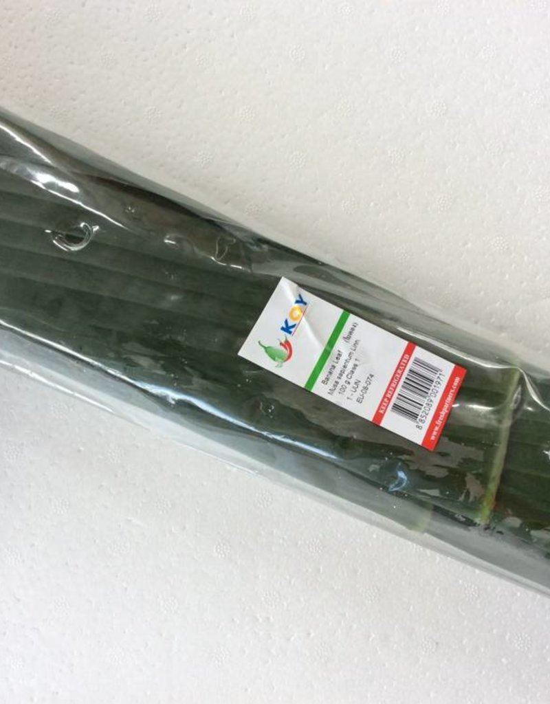 Banana Leaf ( 500gr.)