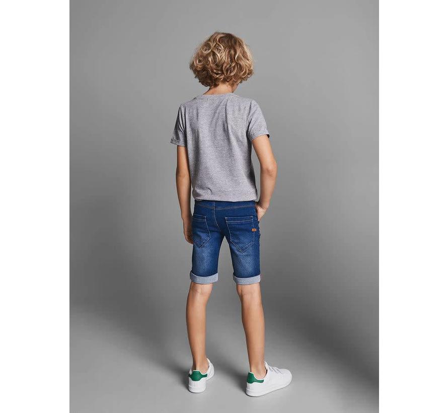 denim shorts vanaf maat 110