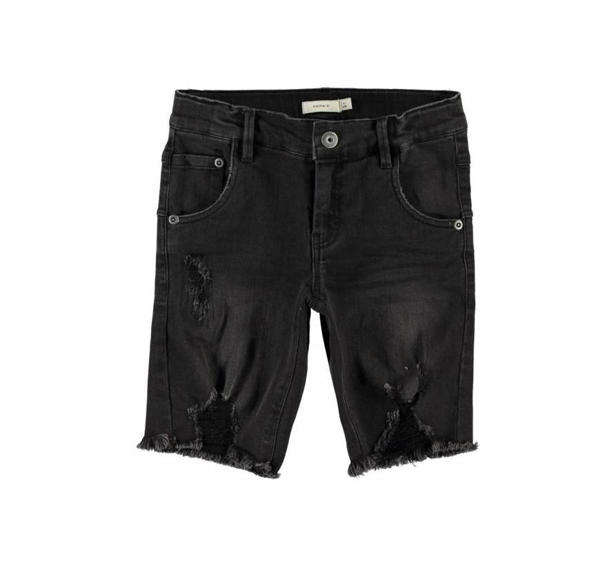 denim shorts vanaf maat 128