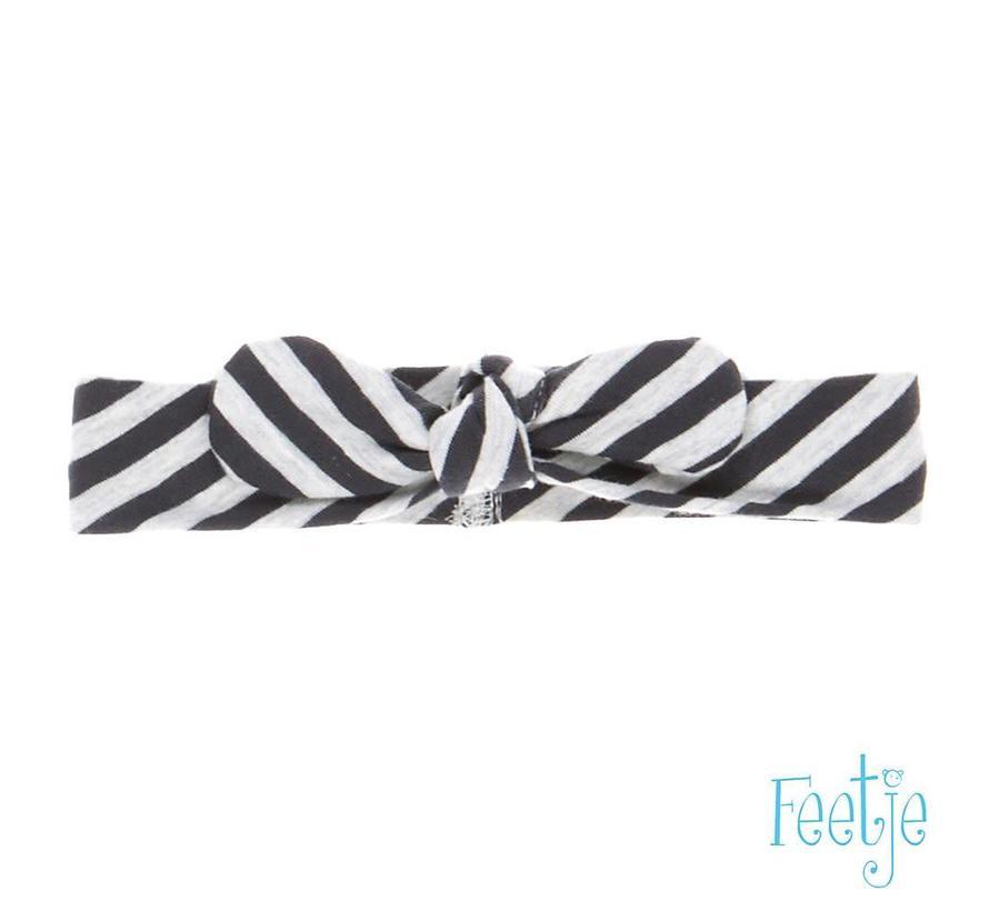 53100199 Haarband streep Miss Mini