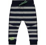 Quapi Marinus broek navy stripe