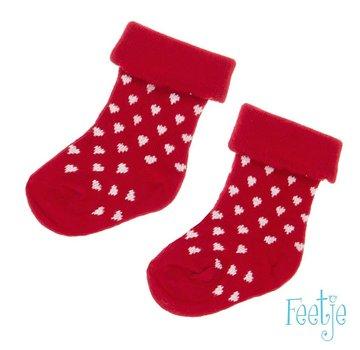 Feetje 50400046 Feetje socks red