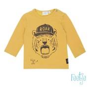 Feetje 51601098 shirt lm yellow
