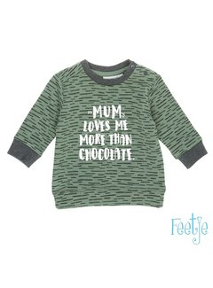 Feetje 51601080 Long Sleeve Army