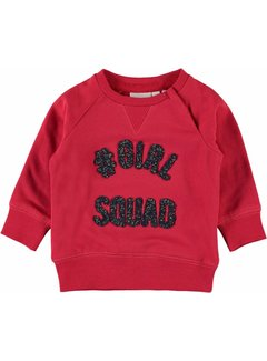 Name it 13156854 Nmfnetta sweater true red