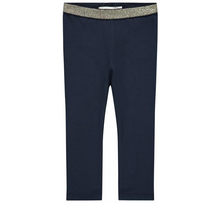 13163036 donkerblauwe legging