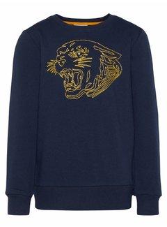 Name it 13155577 nkmladigo sweater dark sapphire