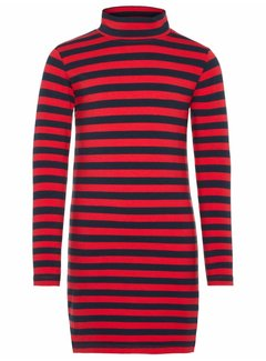 Name it 13163035 LS SLIM DRESS true red