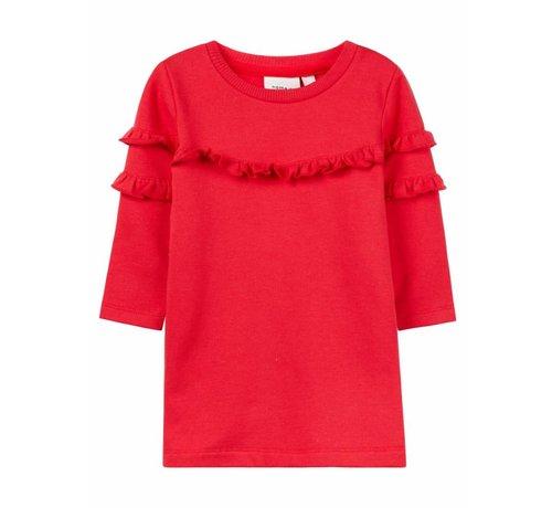 Name it 13156838 nbfnelisa dress true red