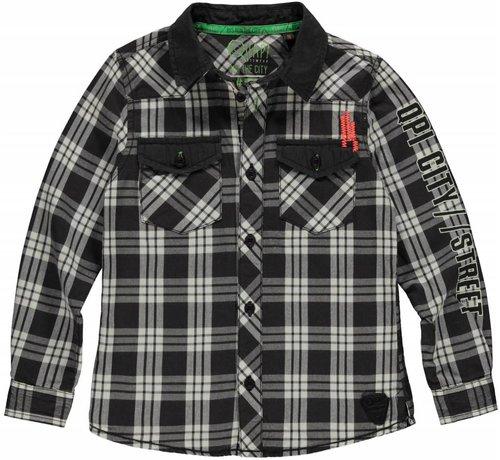 Quapi SALE Leendert antra check overhemd