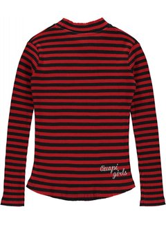 Quapi Lieke diva red stripe
