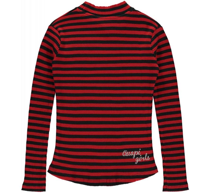 Lieke diva red stripe
