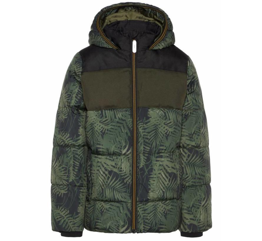 winter jas vanaf maat 104