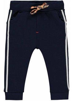 Quapi Monique dark blue sweat pants