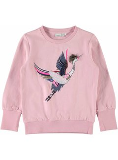 Name it 13160225 nkfnelly sweat pink nectar