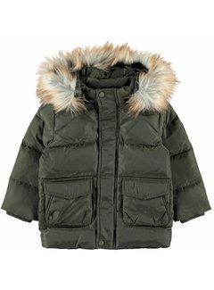 Name it 13155720 nmmmarkos jacket forest night