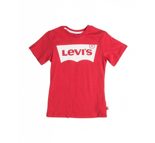 Levis t-shirt boys red