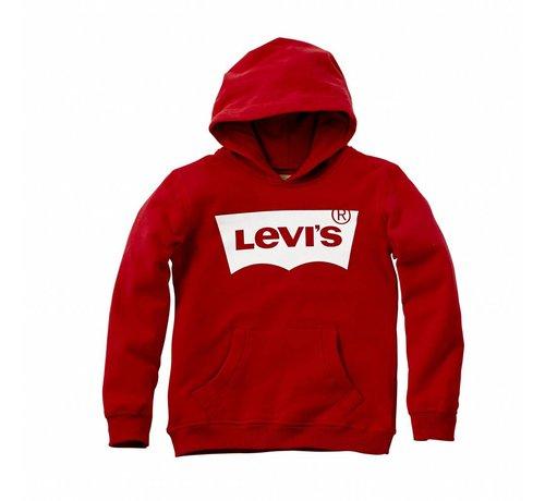 Levis hoodie red