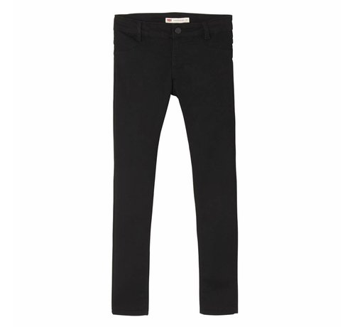 Levis super skinny denim 710 black