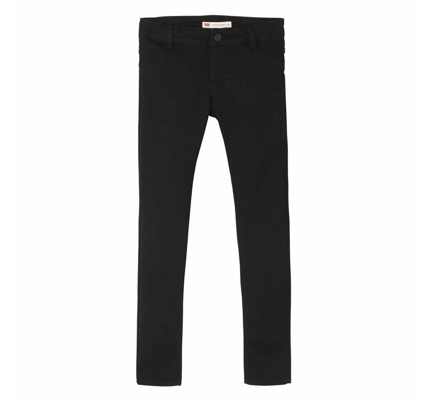 super skinny denim 710 black