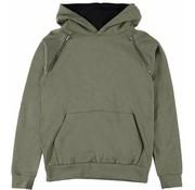 LMTD SALE 13159847 Nlmolauge sweater ivy green