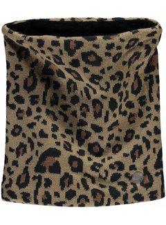 Quapi Lucianna col leopard