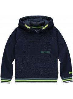 Quapi Liam sweater Navy