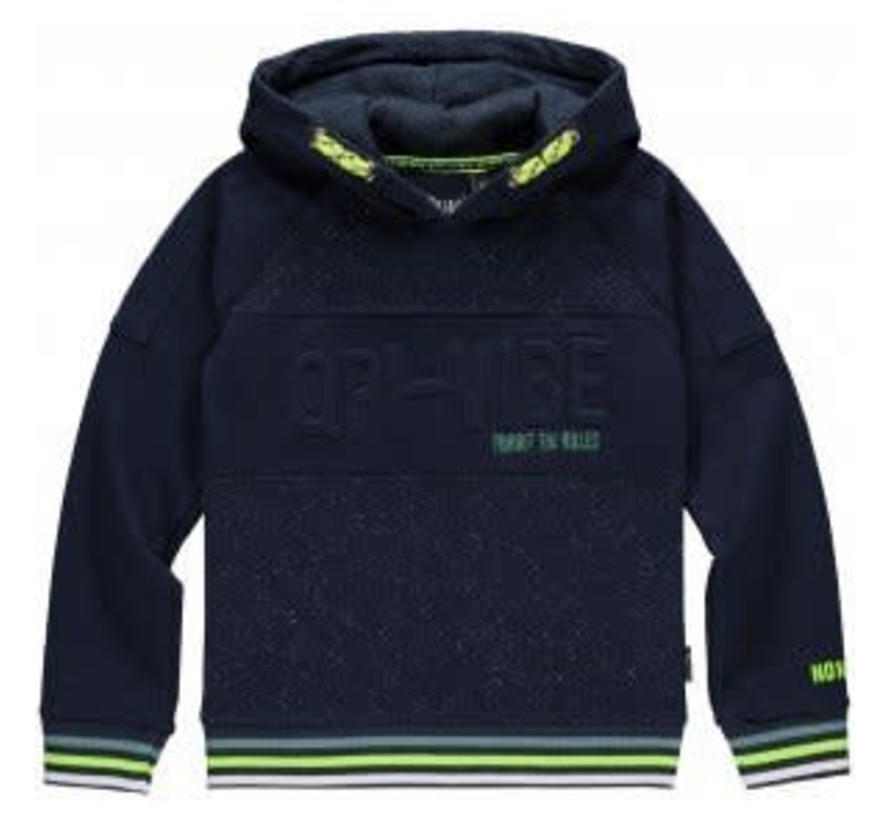 Liam sweater Navy