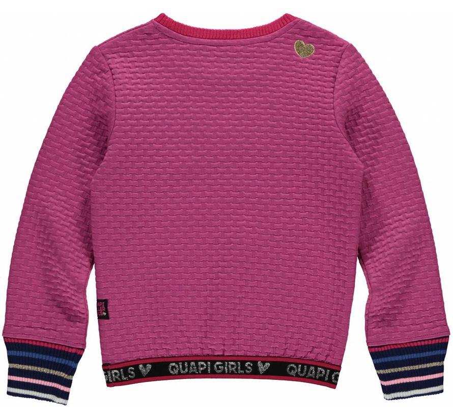 Lola sweater pink
