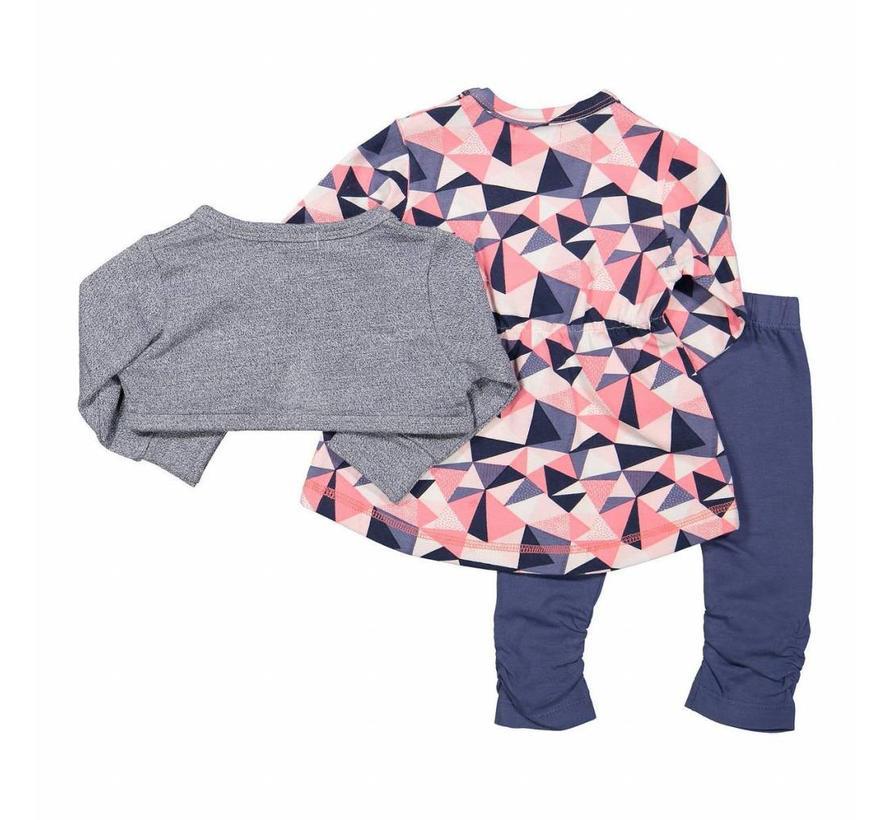 31Z-29303 Bolero T-shirt+legging