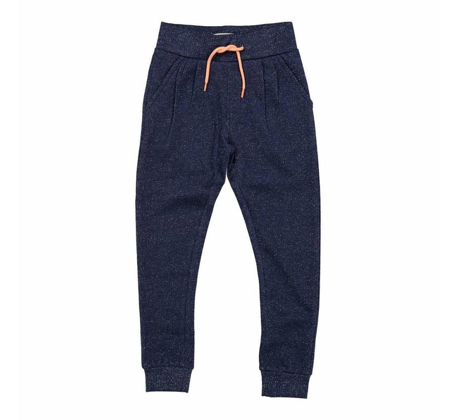 JOGGING TROUSERS WITH LUREX 45Z-29017 Theme Z-LUCKY