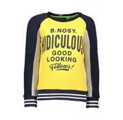 B.NOSY Y809-6304 sweater lion
