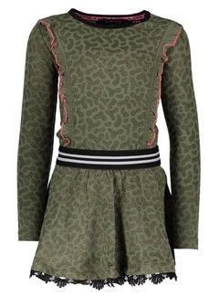 B.NOSY Y809-5831 908  jurk Panther AO crocodile