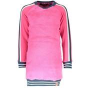 B.NOSY SALE Y809-5882 283  jurk neon magenta