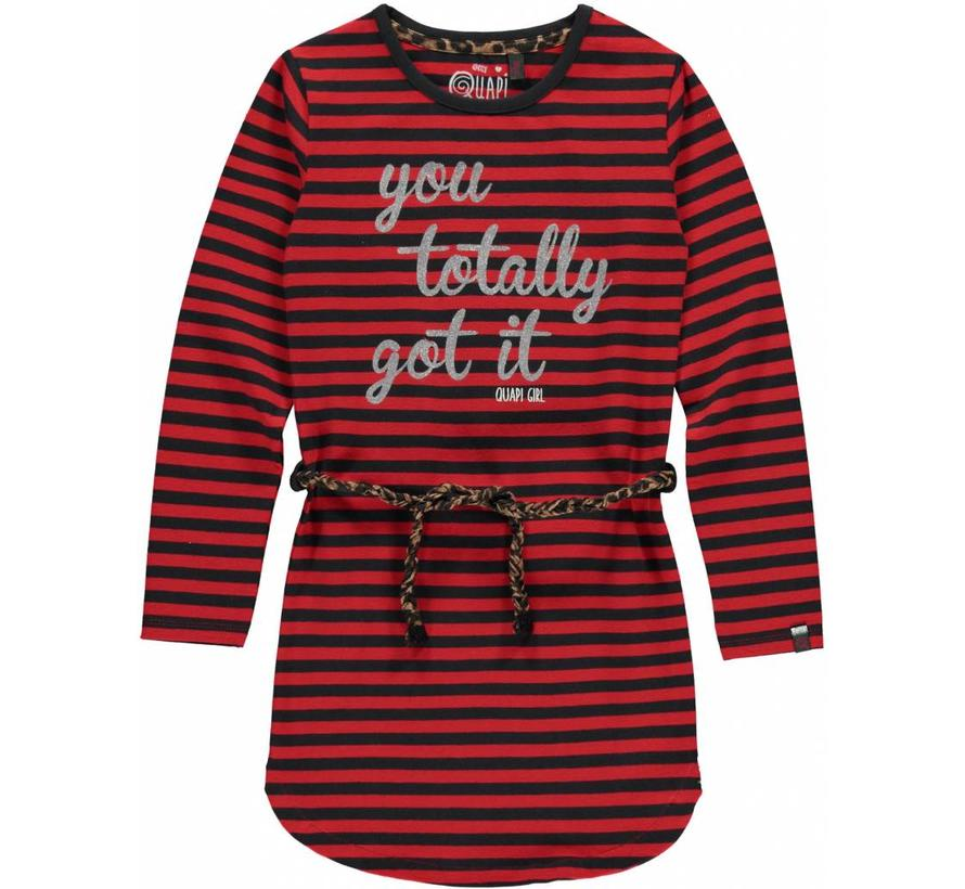 Lamira 2 diva red stripe