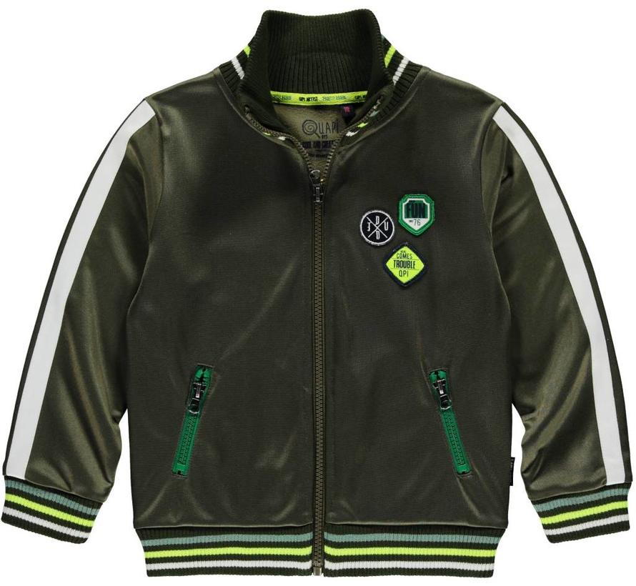 Lars 3 dark green vest