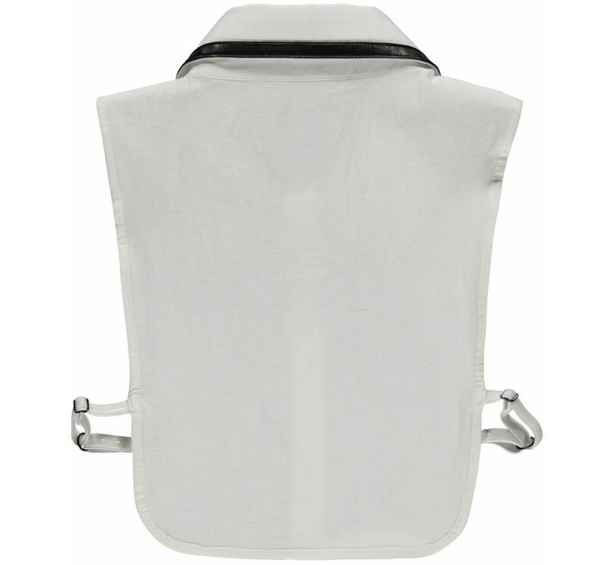 SALE Lenneke 4 white collar 50%
