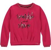 Quapi Lodi sweater sparkling red